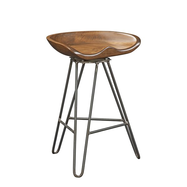 Sacramento Solid Wood Bar & Counter Stool by Conrad Grebel Conrad Grebel