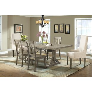 Judith 5 Piece Solid Wood Dining Set By Laurel Foundry Modern Farmhouse