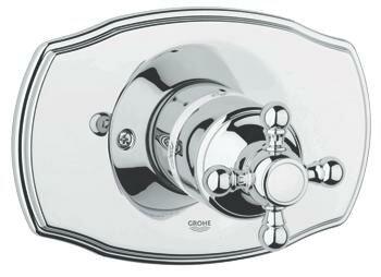 Geneva Pressure Balance Faucet Shower Faucet Trim