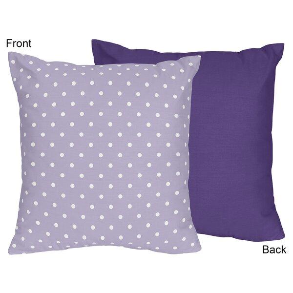 Sloane Cotton Throw Pillow by Sweet Jojo Designs