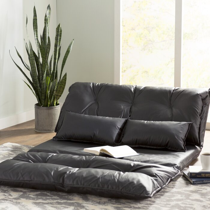wrought modern sofa duke studio x sleeper reviews home wayfair