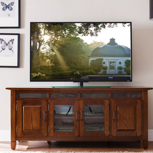Yoshida TV Stand For TVs Up To 65