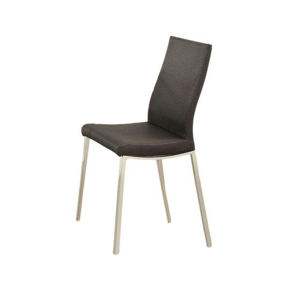 Mirabella Metal Dining Chair (Set of 2) by Orren Ellis