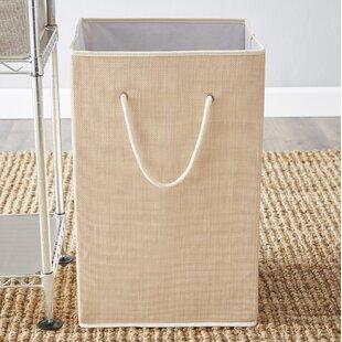 Best Reviews Wayfair Basics Collapsible Laundry Hamper ByWayfair Basics™