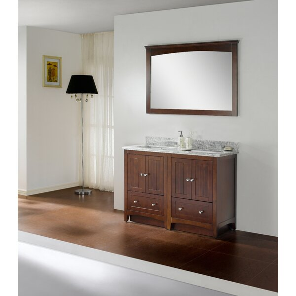 48 Double Bathroom Vanity Set by American Imaginations