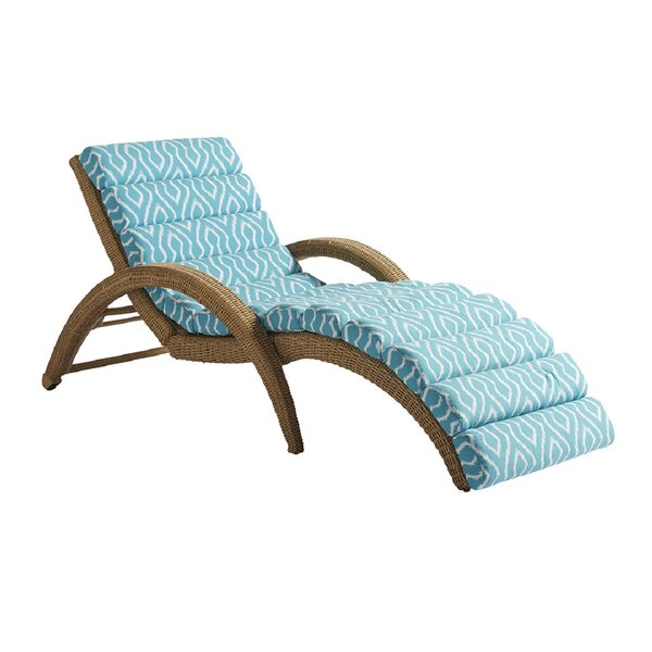 Aviano Chaise Lounge with Cushion