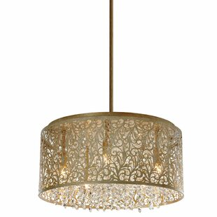 Online Reviews Fauna 8-Light Chandelier By Willa Arlo Interiors
