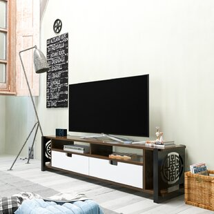Schexnayder Metal TV Stand for TVs up to 60