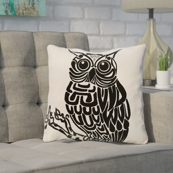 Galvan Animal Outdoor Throw Pillow by Ivy Bronx