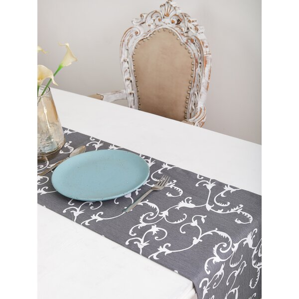 Lorsworth Table Runner by Charlton Home