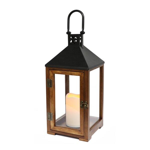 Wood Lantern by Millwood Pines