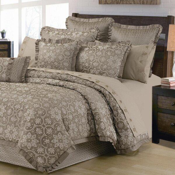 Kevinson 6 Piece Reversible Comforter Set