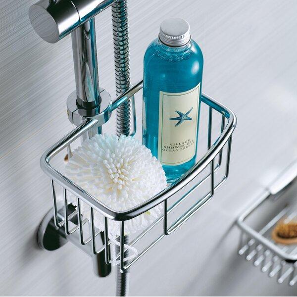 Bar Shower Caddy by Rebrilliant