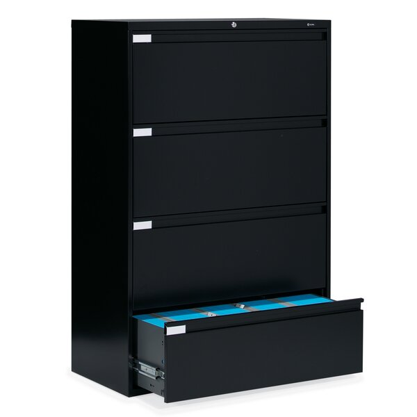9300 Series 4-Drawer  File by Global Total Office