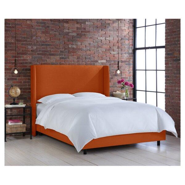 Coventry Upholstered Standard Bed by Skyline Furniture