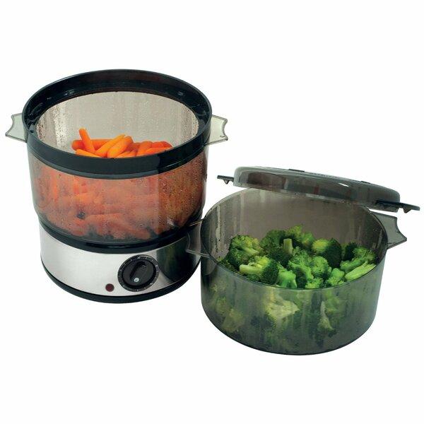 4-Quart Food Steamer by Chef Buddy
