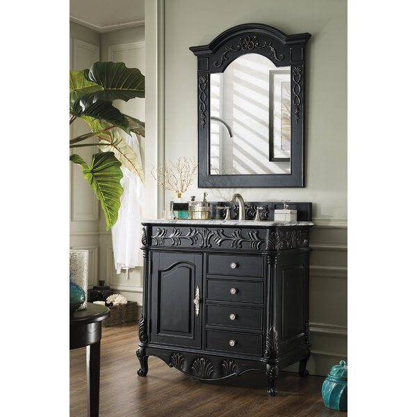 Avildsen 36 Single Wood Bathroom Vanity Set by Astoria Grand