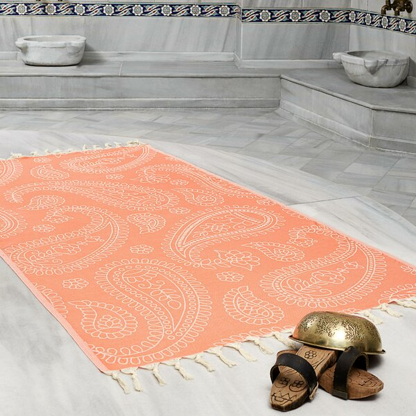Kiernan Space Turkish Cotton Beach Towel by Charlton Home