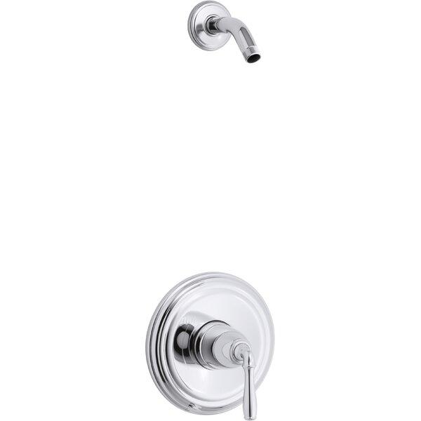 Kohler Devonshire Rite-Temp Shower Valve Trim With Lever Handle Less Showerhead By Kohler