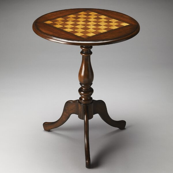 Bardo 22 Chess/Checkers Table by Astoria Grand
