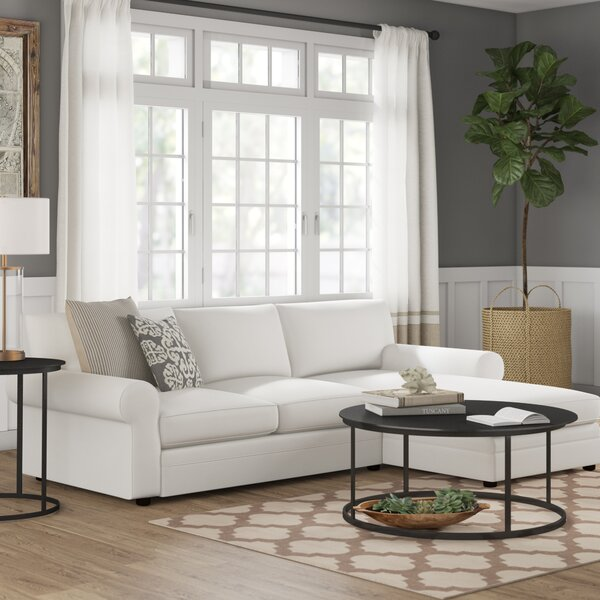 Haring 96'' Sectional By Birch Lane™ Heritage