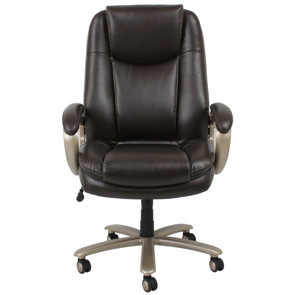 Essentials High-Back Executive Chair by OFM
