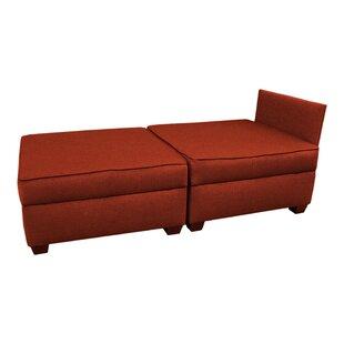 Anke Modular Chaise Lounge
