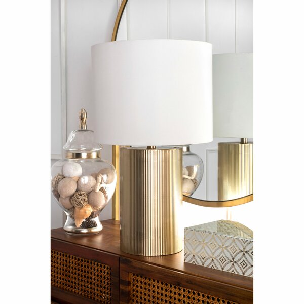 Winslow Walton Iron 24 Table Lamp by Langley Street