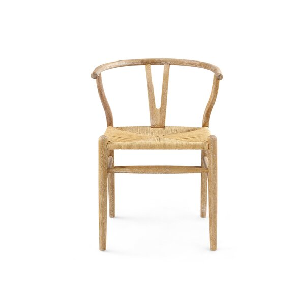 Oslo Solid Wood Dining Chair by Bungalow 5