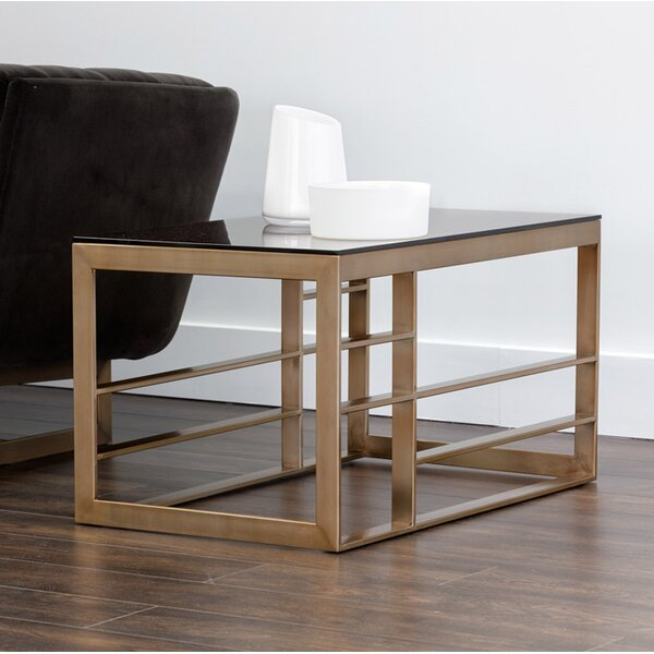 Club End Table by Sunpan Modern