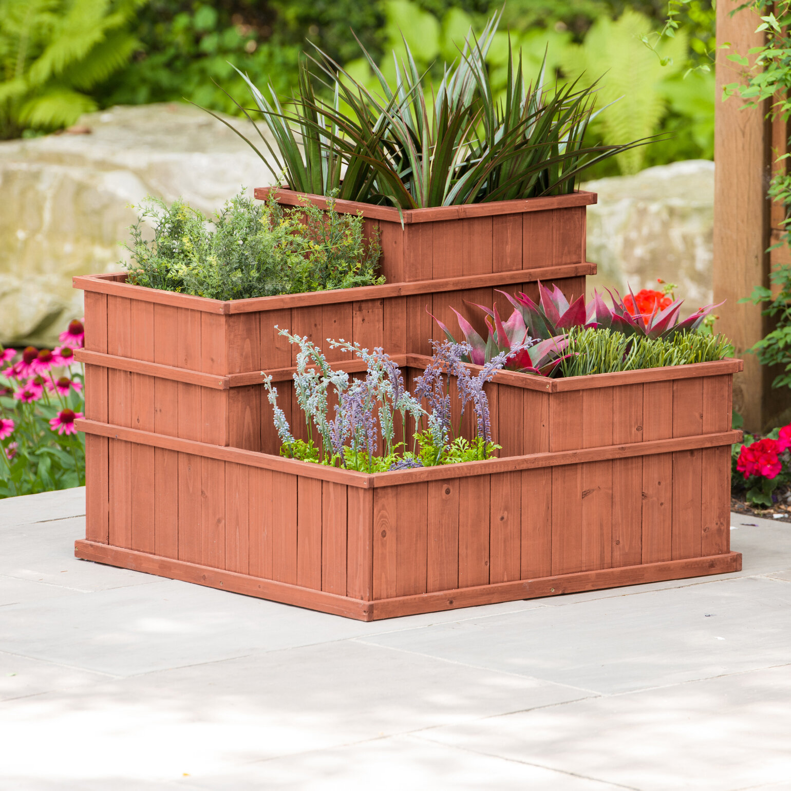 Picture of: Raised Garden Beds Elevated Planters Up To 40 Off Through 12 21 Wayfair