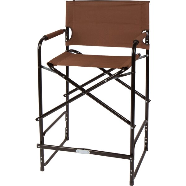 Buntingford Steel Folding Director Chair by Freeport Park Freeport Park