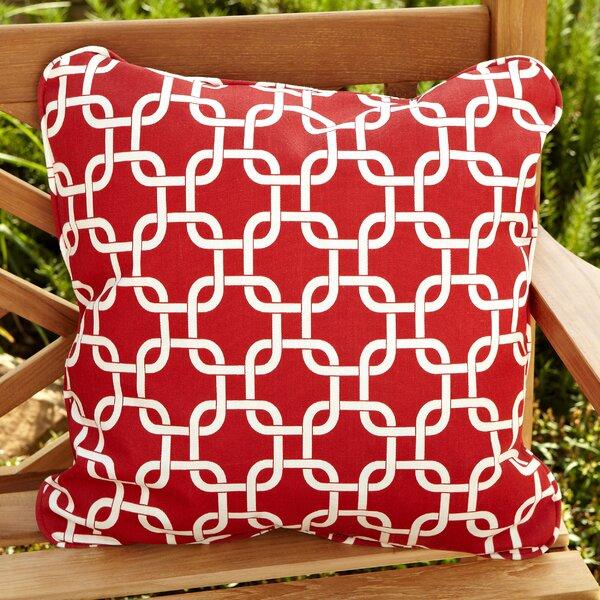 Midwood Indoor/Outdoor Throw Pillow (Set of 2) by Mercury Row