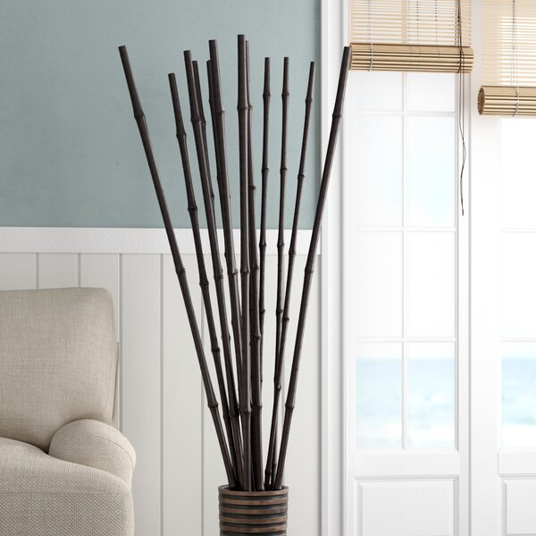 Evansville Bamboo Poles Sculpture by Bay Isle Home