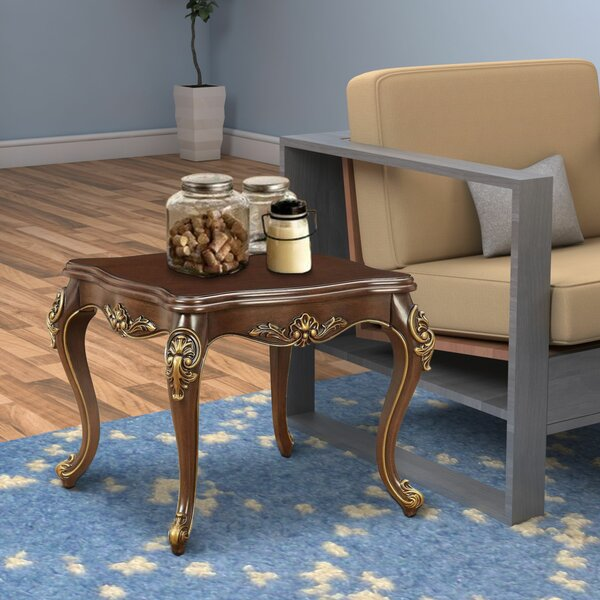 Tabb Wooden End Table by Astoria Grand Astoria Grand