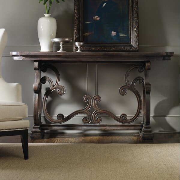 Review Davalle Console Table