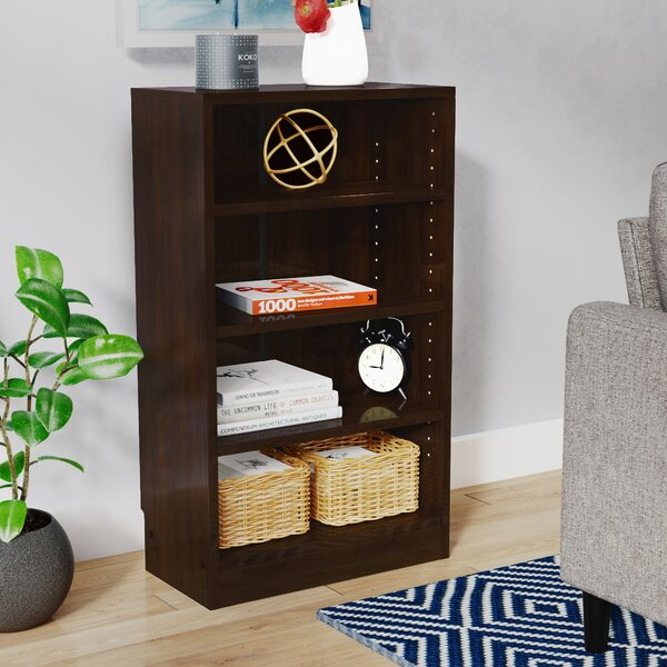 Abrielle Standard Bookcase By Ebern Designs