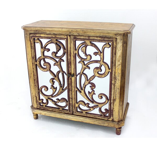 Strouse Wood Accent Cabinet