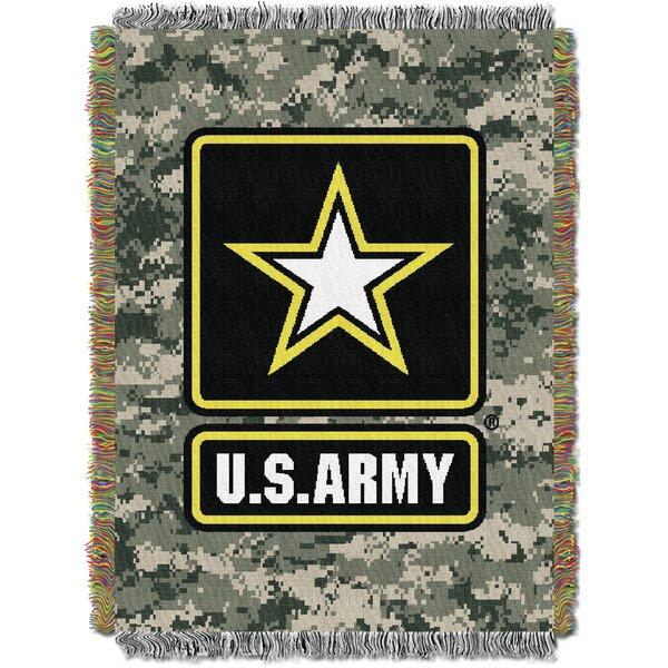 MIL Army Camo Throw by Northwest Co.