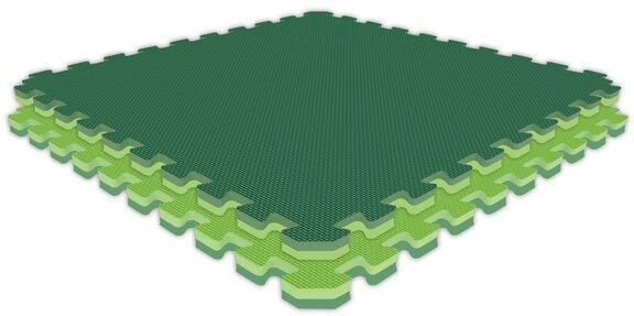 Jumbo Reversible Floors Mat by Alessco Inc.