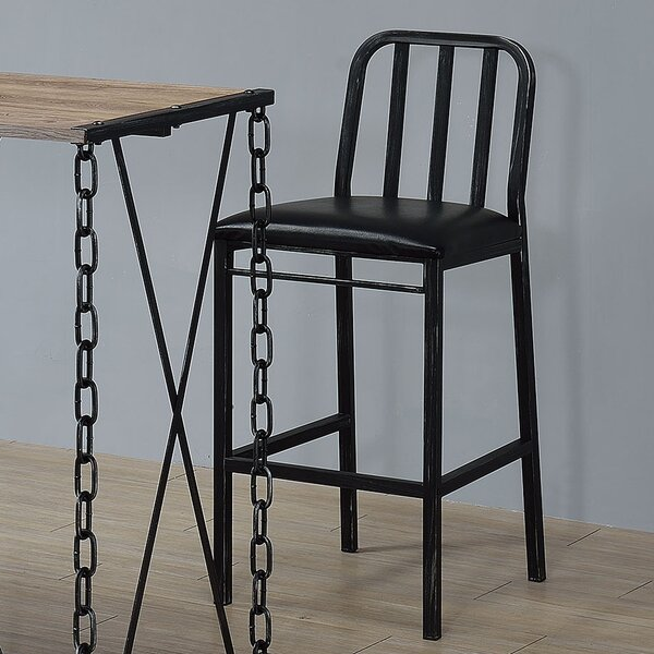 Maidenhead Bar Stool (Set of 2) by Williston Forge Williston Forge