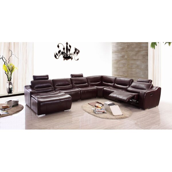 Barco Reclining Sectional by Latitude Run