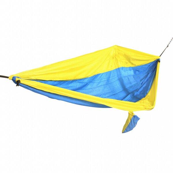 Musselman Parachute Nylon Camping Hammock by Ebern Designs