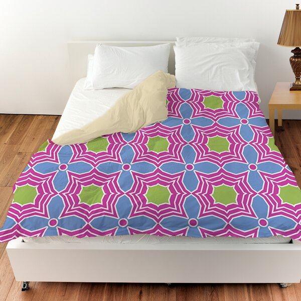 Amina Star Duvet Cover by Manual Woodworkers & Weavers