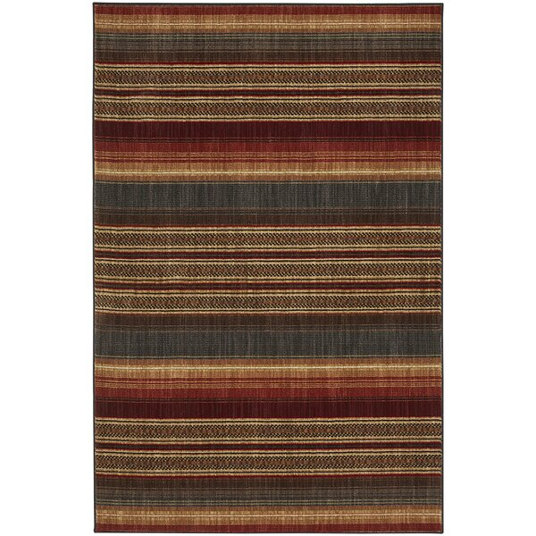 Sorensen Bob Timberlake Canoe Blanket Area Rug by World Menagerie