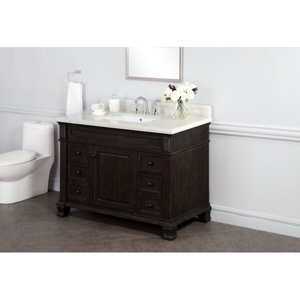 Lake Park 48 Single Bathroom Vanity Set by Laurel Foundry Modern Farmhouse