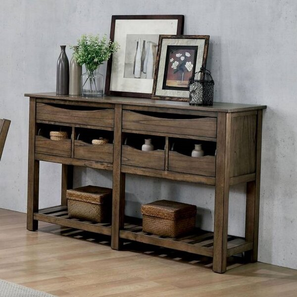 Benllech 60-inch Wide 2 Drawer Buffet Table by Williams Import Co. Williams Import Co.