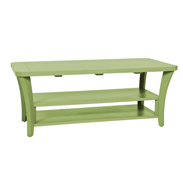 Cottage Coffee Table By Acacia Home And Garden