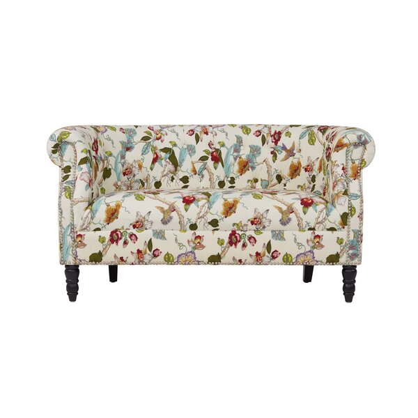 Quinones Loveseat by Andover Mills