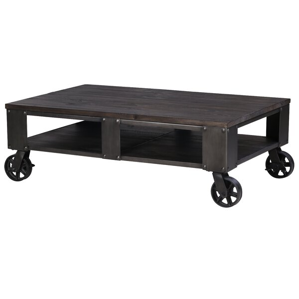 Ensley Coffee Table by 17 Stories